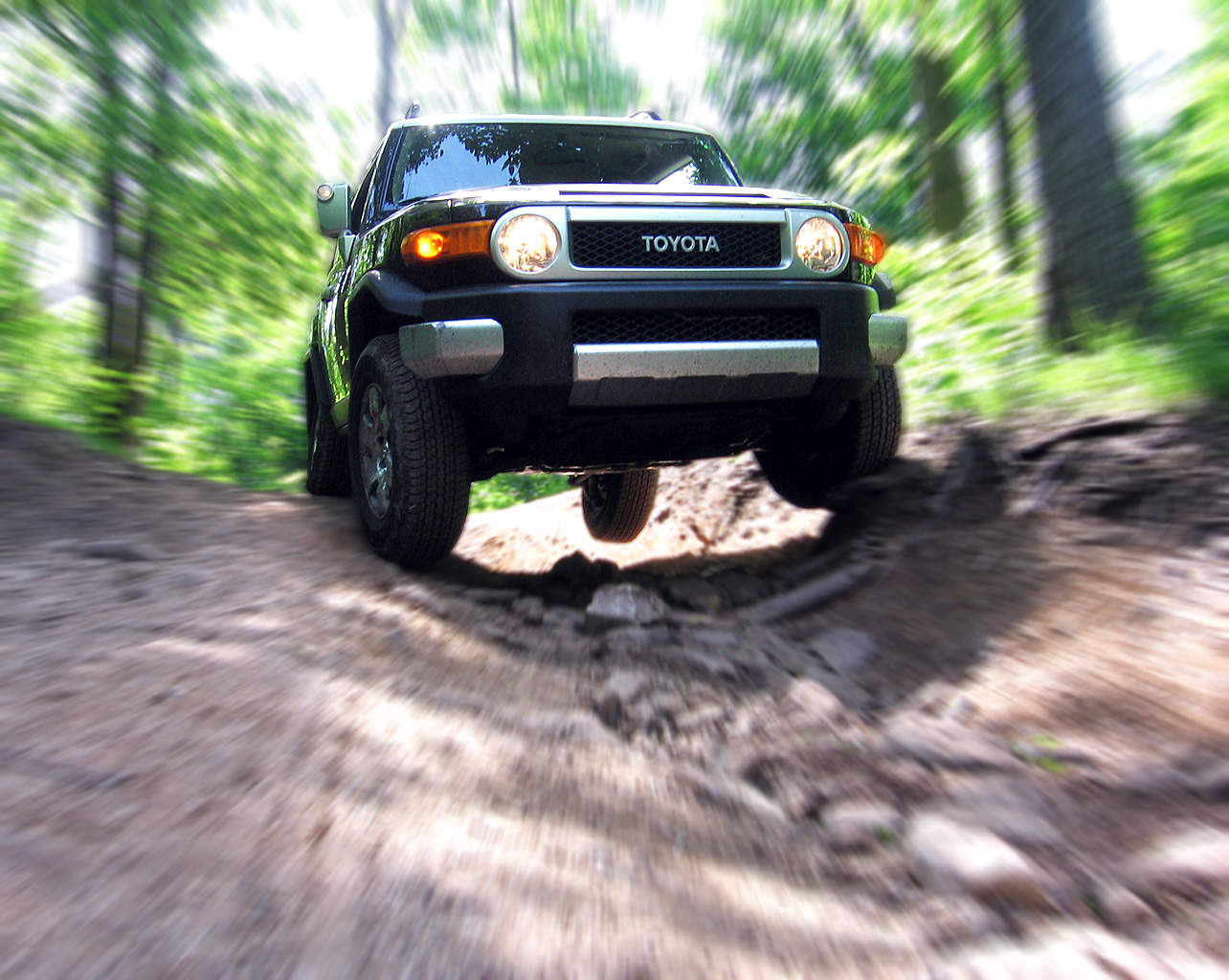 Toyota FJ Cruiser Resources  Documentation Archive